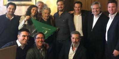 """""""Pepe"""" Mujica apoyó el aborto legal en la Argentina"""