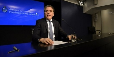 "Nicolás Dujovne: ""Argentina cumplió las metas fiscales por sexto trimestre consecutivo"""