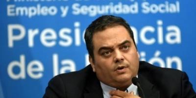 """Jorge Triaca, sobre la multa millonaria a Camioneros: """"Tienen que pagar, no hay espacio para la impunidad"""""""