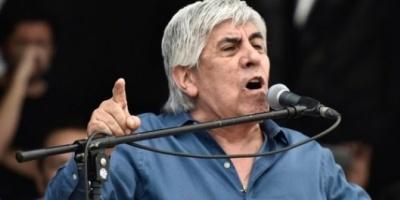 """Moyano amenaza tras la sanción a Camioneros: """"Le voy llevar a todos los enfermos al Ministerio de Trabajo"""""""