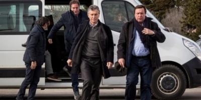 """Macri sobre la tensión con los mapuches por Villa Mascardi: """"Se hace difícil encontrar un canal de diálogo"""""""