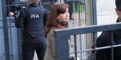 Cristina Kirchner en Comodoro Py: recusó a Bonadio y pidió que Macri sea citado como testigo