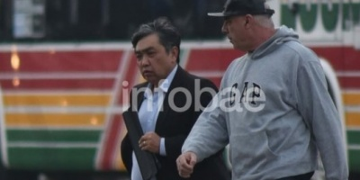"""Uberti aseguró que Néstor Kirchner le dijo: """"Cristina está haciendo una construcción y necesita plata blanca"""""""