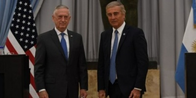 "El secretario de Defensa de EEUU calificó a Argentina como ""un socio"" de Washington"