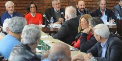 El PJ nacional defendió a Cristina Kirchner en el medio de la causa por los cuadernos de las coimas K