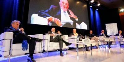 """Los empresarios le pidieron a Mauricio Macri no subestimar """"la profundidad de la tormenta"""""""
