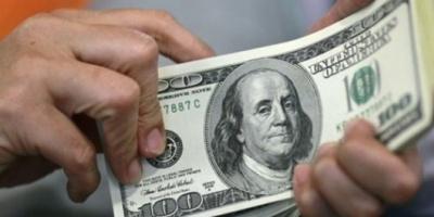 El dólar en bancos restó 29 centavos desde sus precios récord