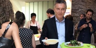 La inflación golpeó al menú de la Casa Rosada: aumentó 53 por ciento