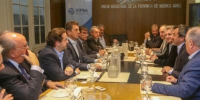 """Sergio Massa: """"Con el comercio parado, Argentina va a tener el equilibrio fiscal de un cementerio"""""""