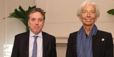 Atento al debate del Presupuesto, el directorio del FMI busca avanzar la semana que viene con el nuevo acuerdo