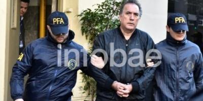 Causa de los cuadernos: Thomas negó haber pagado coimas y quedó detenido