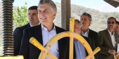 """Macri: """"Este es el camino correcto, pero no significa que no nos demos cuenta de las dificultades que enfrentamos"""""""