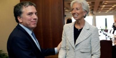 """Nicolás Dujovne en Nueva York: """"El acuerdo con el Fondo será anunciado pronto"""""""