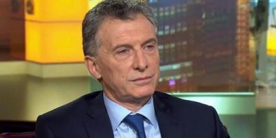 """Mauricio Macri, sobre su reelección: """"Estoy listo para competir"""""""