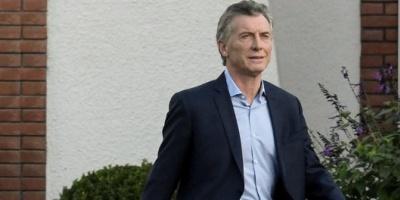 """Macri destacó las obras públicas """"sin relato ni corrupción"""" que """"quedan para siempre"""""""