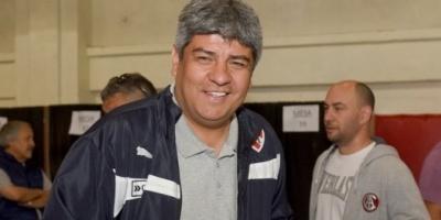 El juez Carzoglio no hizo lugar al pedido de detención de Pablo Moyano