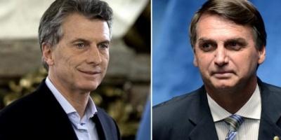 Macri habló por teléfono con el candidato presidencial brasileño Jair Bolsonaro