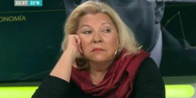 """Elisa Carrió: """"Hay un acuerdo entre el PJ y Cambiemos para postergar el desafuero de Cristina"""""""