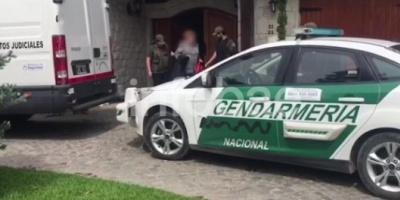 Detuvieron a la madre del sindicalista Marcelo Balcedo, acusada de lavado de dinero y asociación ilícita