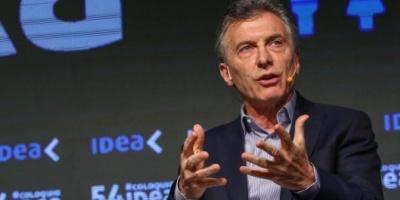 """Mauricio Macri: """"Los números son los que son, ahora no hay presiones sobre el Indec"""""""