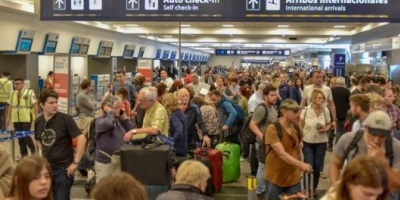 El viernes podría haber demoras y cancelaciones en Aeroparque por asambleas de aeronavegantes