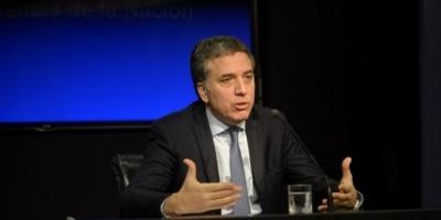 """Nicolás Dujovne: """"Nunca se hizo un ajuste de esta magnitud sin que caiga el Gobierno"""""""