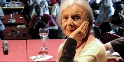 """Beatriz Sarlo: """"Me irrita la falta de perspectiva social de Mauricio Macri"""""""