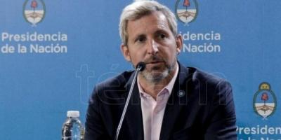 Frigerio ratificó las PASO para el 11 de agosto y presidenciales el 27 de octubre