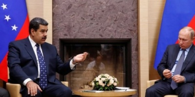 """El régimen de Maduro anunció maniobras militares con Rusia """"para una eventual defensa de Venezuela"""""""