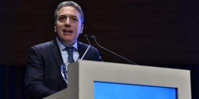 """Nicolás Dujovne: """"La Argentina transita una desinflación gracias a la dura política del Banco Central"""""""