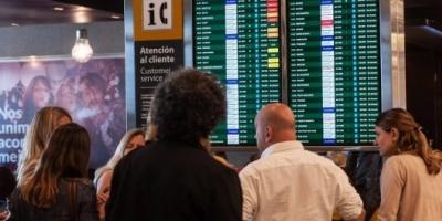 Los gremios aeronáuticos acataron la conciliación obligatoria y este jueves habrá vuelos