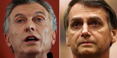 Macri sólo enviará al canciller Faurie a la asunción de Bolsonaro y se profundizan las diferencias con Brasil