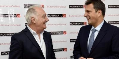 """Sergio Massa: """"Este Gobierno eligió beneficiar a las empresas antes que a los argentinos"""""""
