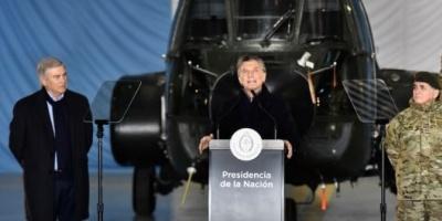 El Gobierno dejará de subsidiar a las tres grandes empresas que producen equipamiento militar