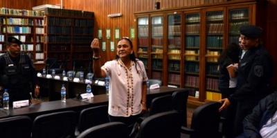 """Ordenan la prisión preventiva de Milagro Sala en la denominada """"Megacausa"""""""