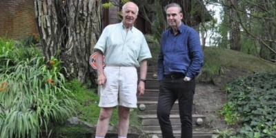 Nueva reunión política de Roberto Lavagna: recibió a Miguel Ángel Pichetto en Cariló