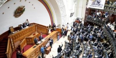"""La Asamblea Nacional de Venezuela declaró a Maduro """"usurpador de la Presidencia"""""""