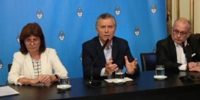 """Macri: """"Hay que estar cerca de los que están sufriendo estas emergencias"""""""