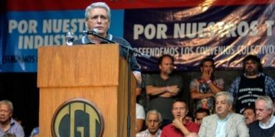 """Carlos Acuña: """"El candidato de la CGT es Massa"""""""