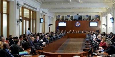 Ocho países pidieron una reunión extraordinaria en la OEA por la crisis en Venezuela
