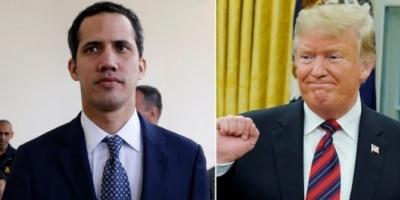 EEUU reconoció a Juan Guaidó como Presidente Interino de Venezuela