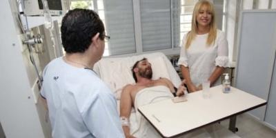 El argentino infartado en Chile se ofreció a trabajar gratis para cubrir los gastos de su traslado hacia Tucumán