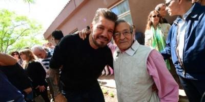 Tinelli fija su interés en la provincia de Buenos Aires y se entusiasma con la candidatura de Lavagna