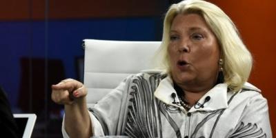 Elisa Carrió denunció que la AFIP de Ricardo Echegaray protegió a Marcelo D