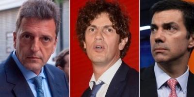 Massa, Lavagna y Urtubey pretenden sumar a Lousteau, que no descarta un gran acuerdo si se incluye a los radicales