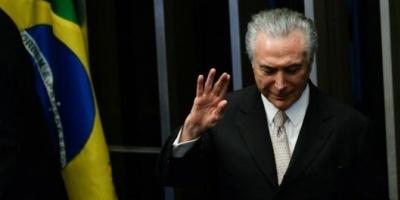El ex presidente brasileño Michel Temer fue arrestado por el caso Lava Jato