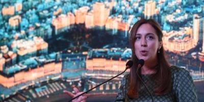 El círculo rojo le preguntó a María Eugenia Vidal si será candidata a presidente