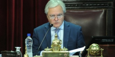 """Federico Pinedo: """"Hay una corrida especulativa de corto plazo que no se va a salir de control"""""""