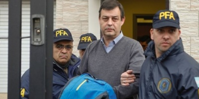 El ex contador de los Kirchner Víctor Manzanares quedó formalmente en libertad