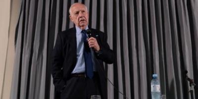 """Roberto Lavagna: """"Por ahora soy candidato a presidente por afuera de Alternativa Federal"""""""